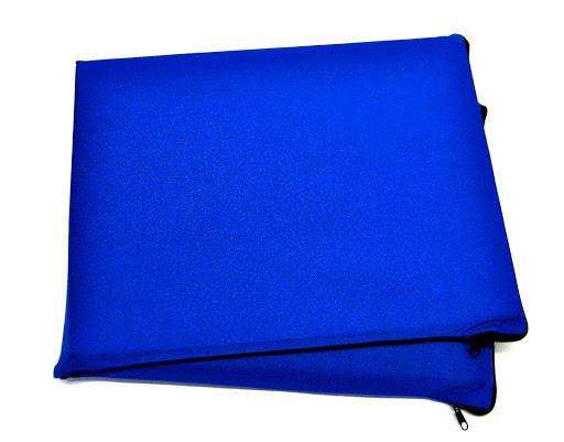 1 Bodenplatte, für Überländer, blau