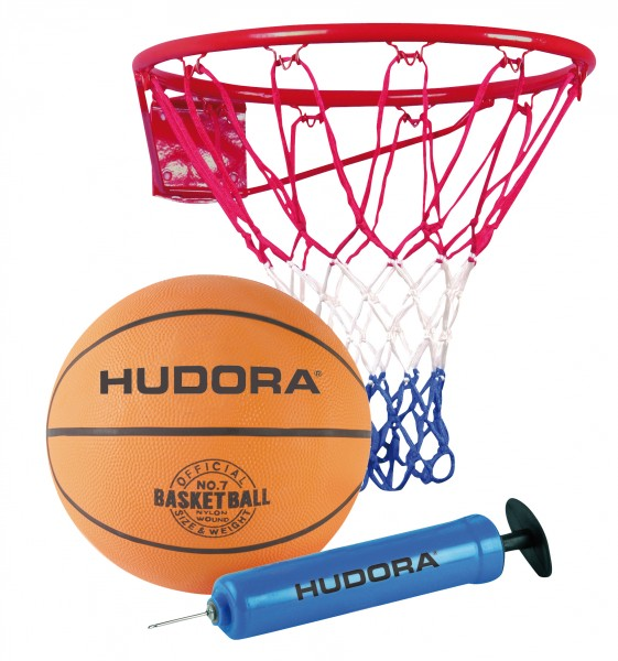 HUDORA Basketball Set Slam It