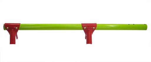 1 obere Querstange rechts, grün, für Schaukelgestelle HD 800