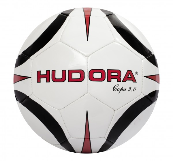 HUDORA Fußball Copa 3.0, Gr. 5, unaufgepumpt