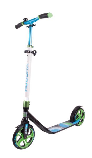 HUDORA Scooter CLVR 215, blau/grün
