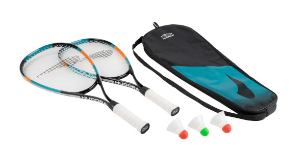 HUDORA Badmintonset Speed