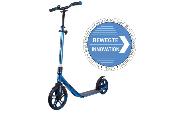 Scooter CLVR 250, blau