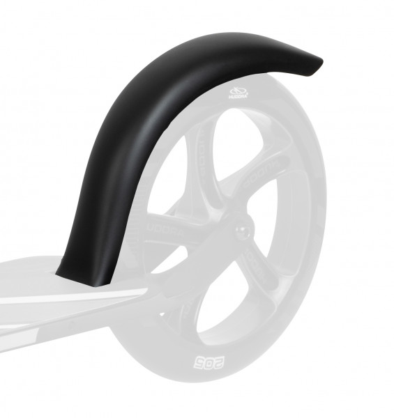 Bremsblech, Feder und Befestigung für BigWheel® PRO 205 mm