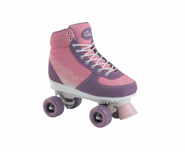 HUDORA Roller Skates Advanced, pink blush, Gr. 31-38