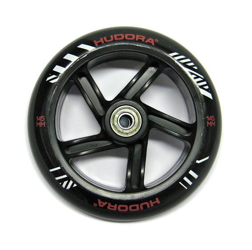 1 Ersatzrad 145 mm für den Scooter Bold Wheel M, vorne