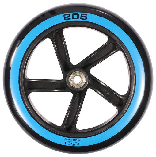 HUDORA_1 Ersatzrolle 205 mm inkl. Lager, schwarz, für HUDORA Big Wheel 205, neon_WS33444.jpg