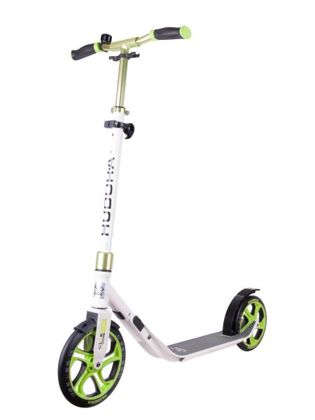 HUDORA Scooter CLVR 250, weiß/grün