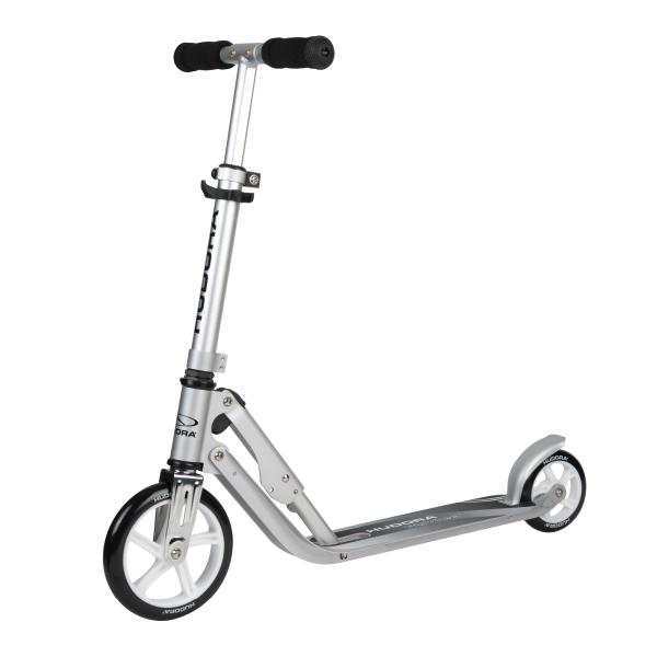 "HUDORA Little BigWheel®, Scooter silber ""Exklusiv Edition"""