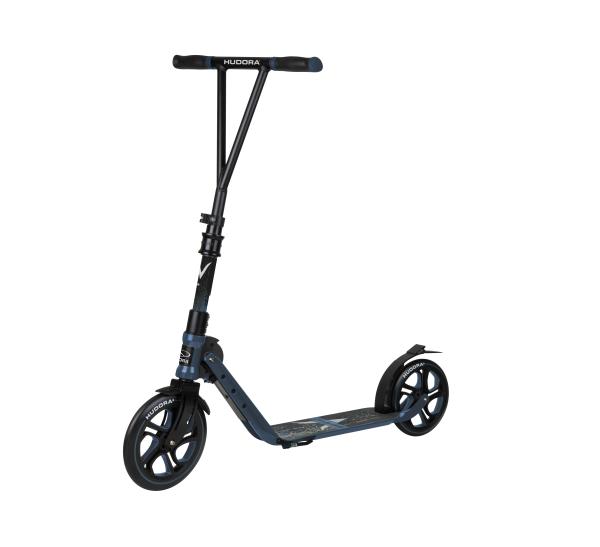 HUDORA BigWheel® Generation V 230, Scooter blau