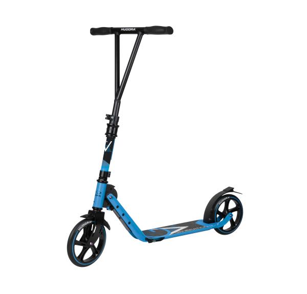 HUDORA BigWheel® Generation V 205, Scooter hellblau