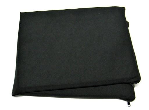 HUDORA Ersatzteil Bodenplatte für Überländer Bollerwagen schwarz