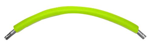 1 Rahmenrohr mit Schaumstoff für Alu Nestschaukel 120