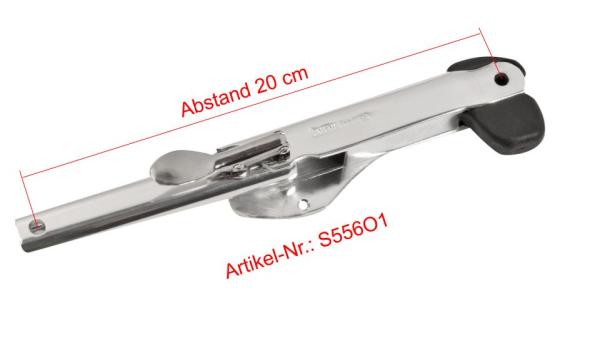 HUDORA Ersatzteil Scooter Klappmechanismus für 125 + 144 mm