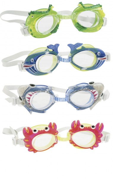 HUDORA-76208-Schwimmbrille-Sea-Monsters