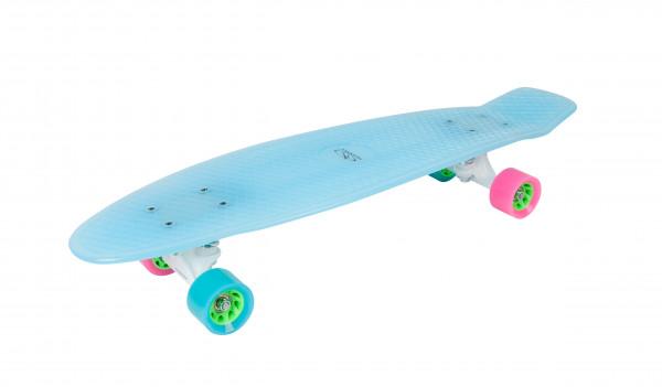 """HUDORA Skateboard Retro Iceglow 27"""""""