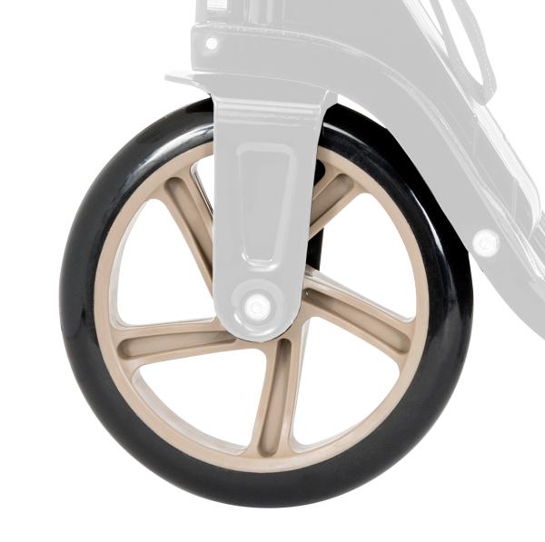 Ersatzrad 200 mm zu Scooter Tour, vorne