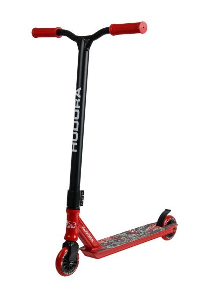 HUDORA Stunt Scooter XQ-13, rot