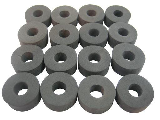 16 Schaumstoffpuffer für Multifunktionstisch
