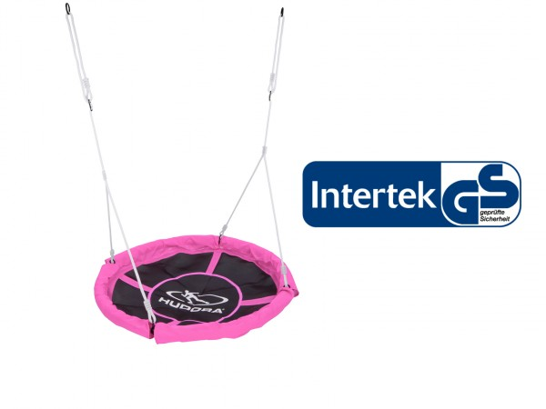 Nestschaukel 110, pink