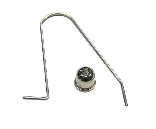 1 Arretierungsknopf für alle HUDORA Bold Wheel Griffe