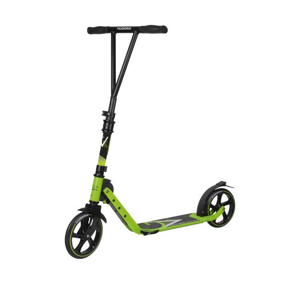 HUDORA BigWheel® Generation V 205, Scooter limegrün