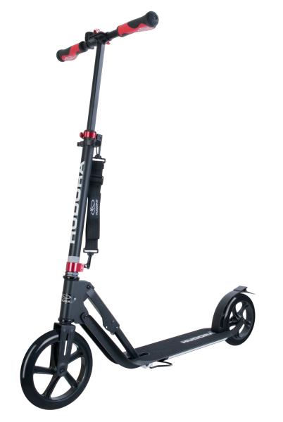 HUDORA BigWheel® Style 230, Scooter schwarz