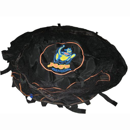 1 Sprungtuch inkl. Fangnetz für Sicherheitstrampoline 140 cm