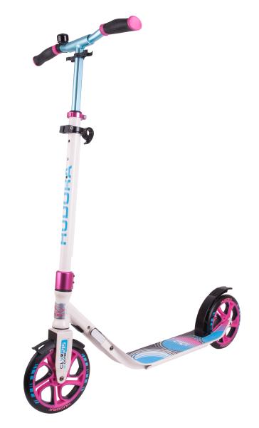HUDORA Scooter CLVR 215, blau/pink