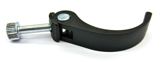 1 Schnellspanner für die obere Lenkerschelle, für alle Bold Wheel's
