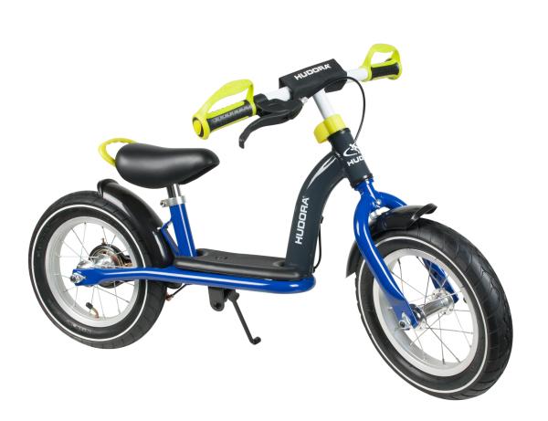 """Laufrad Cruiser Boy Alu, 12"""", blau/lemon"""