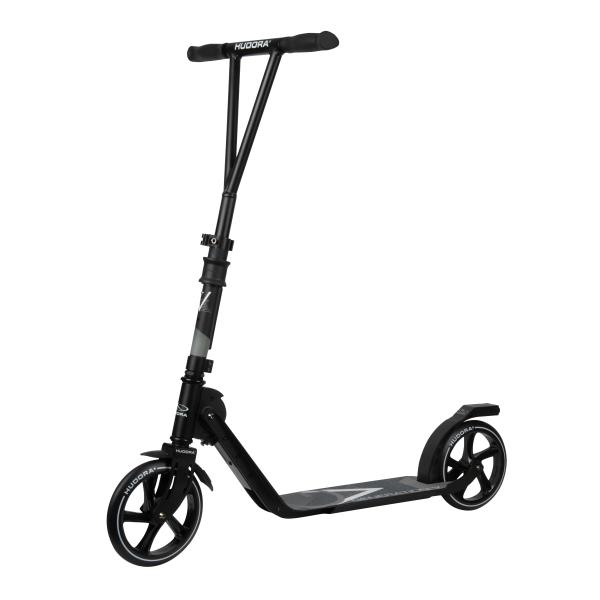 "HUDORA BigWheel® Generation V 205, Scooter schwarz ""Exklusiv Edition"""