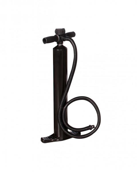 Pumpe zu Stand up, komplett mit Schlauch und Mannometer