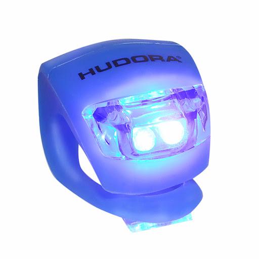 LED Scooterlampe (blau)