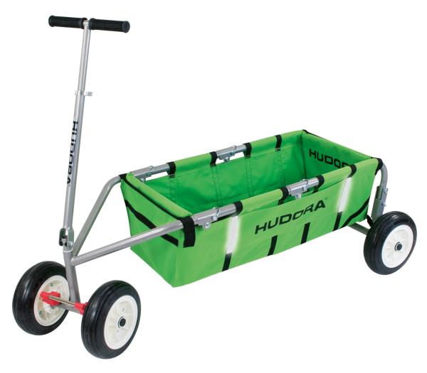 HUDORA Bollerwagen Überländer Comfort, grün