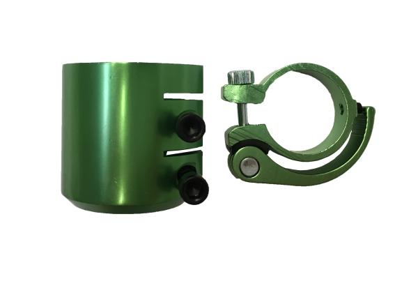 Lenkerschellenset zu CLVR grün