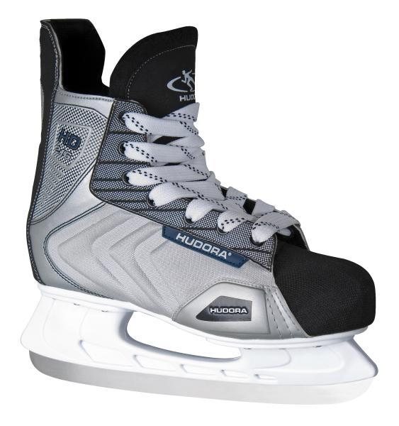 Hockeyschlittschuh HD-216, Gr. 38-46, grau