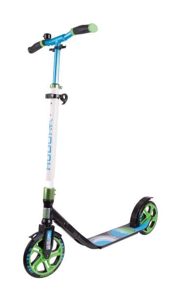 HUDORA Scooter CLVR 215, blau/grün - UVP: 148,95 €