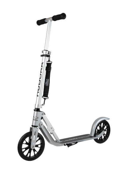 HUDORA BigWheel® Crossover 205, Scooter silber