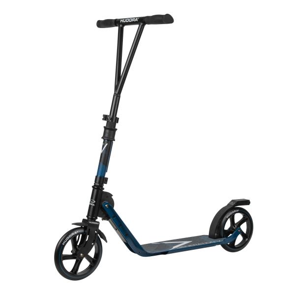 "HUDORA BigWheel® Generation V 205, Scooter dunkelblau ""Exklusiv Edition"""