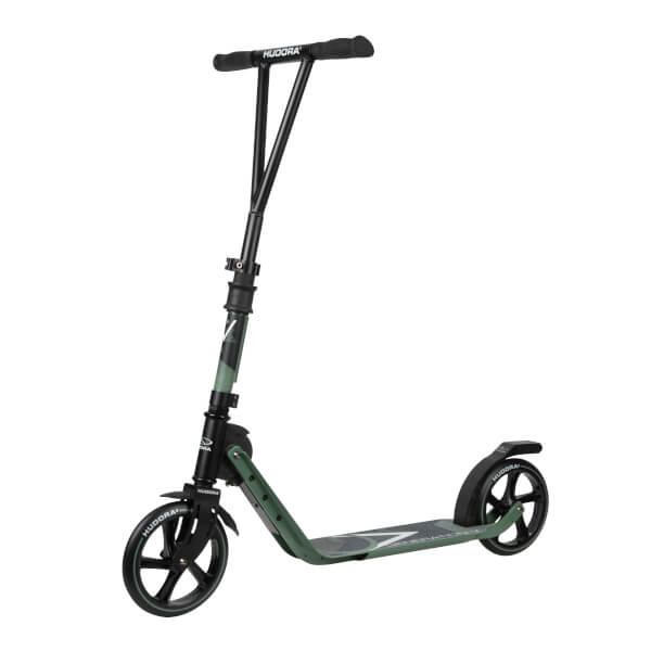 "HUDORA Scooter BigWheel® Generation V 205, oliv | 2020 ""Exklusiv Edition"""