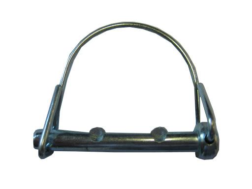 1 Sicherungsbolzen für faltbare Trampoline