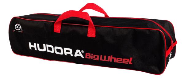 HUDORA Scootertasche 200-250, schwarz/rot