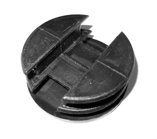 1 Endstopfen für obere Rahmenstange, für Schaukelgestell