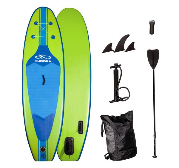 HUDORA Stand Up Paddle Glide 285, aufblasbar