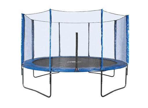 HUDORA Ersatznetz Trampolin Hofer Fangnetz 400 cm, aussenliegend