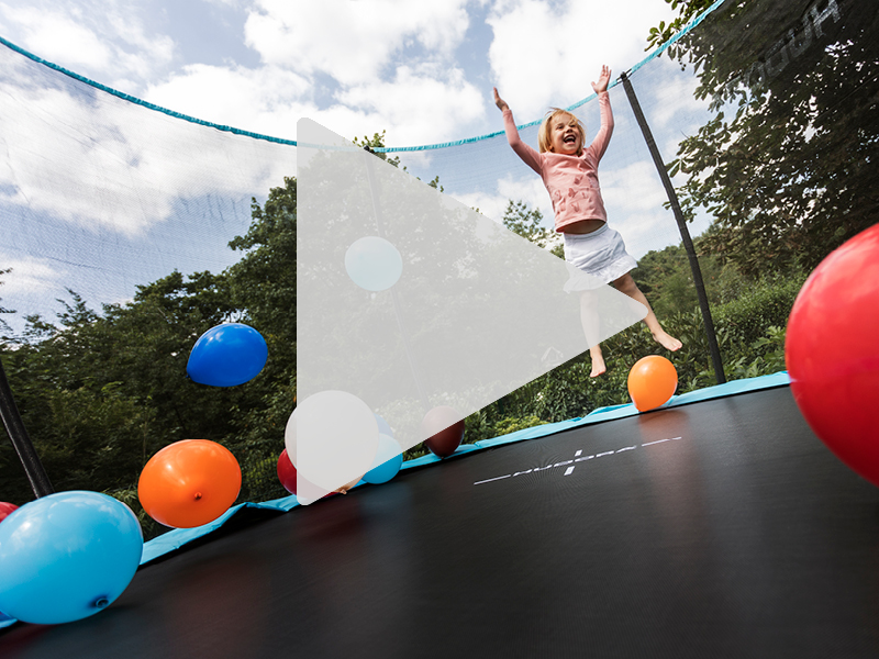 Fun Trampolin 400V