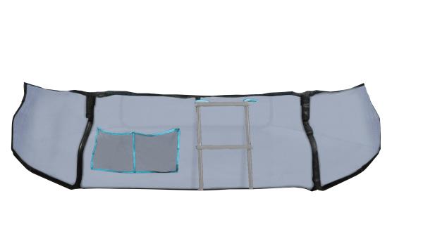 1 Krabbelschutz für Trampolin Complete 300V