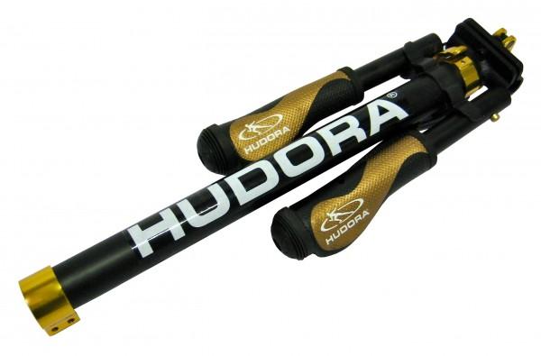 1 Lenker, komplett, schwarz, für HUDORA Big Wheel Style Scooter.