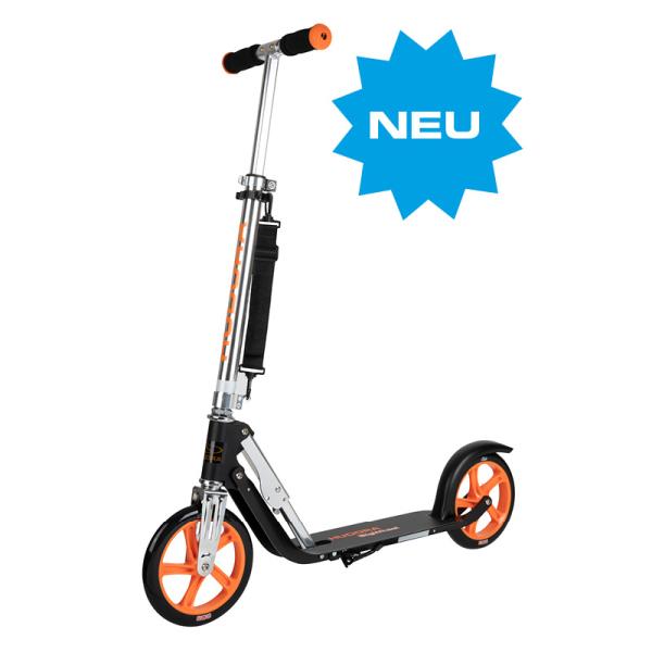 HUDORA BigWheel® 2019, schwarz/orange